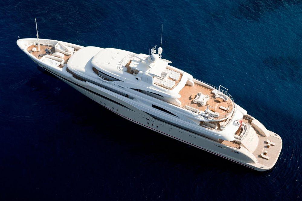 OPari Super Yacht 236 Feet