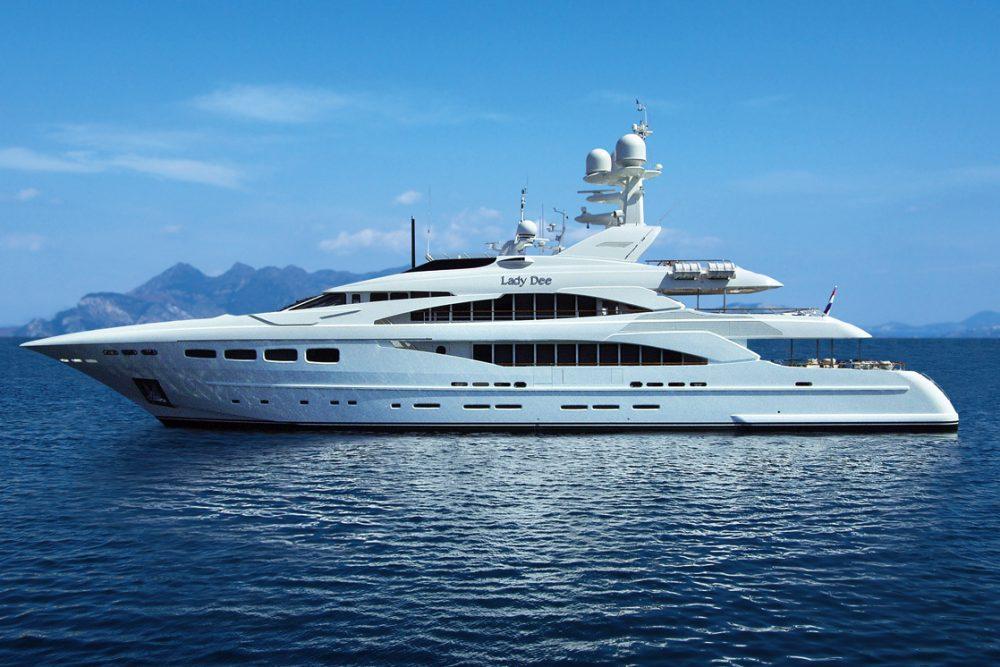 Lady Dee Yacht Luxury Motor Yacht Charter Greece