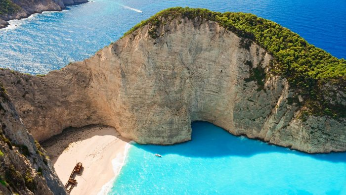 zakinthos luxury cruise